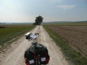 50 km vor Reims
